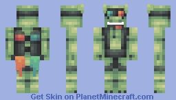 When Zombie Pigs Fly (WSC Week 10) (2nd) Minecraft Skin