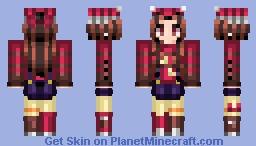 ღ Strawbeary ღ Minecraft Skin