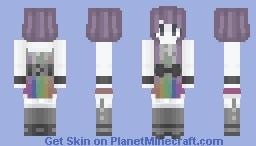 Spectrum Minecraft Skin