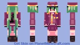hatsune miku senbonzakura (´・ω・`) Minecraft