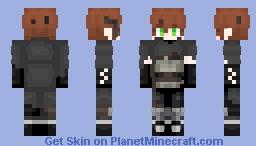 Gaius (Fire Emblem Awakening) Minecraft Skin