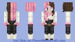 BrǐtBrǐtt~ Neo Skin | RWBY Minecraft Skin
