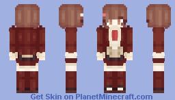 Ritsuka Tachibana - Dance with Devils Minecraft Skin