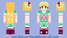 ♥Star Butterfly♥ヾ(@⌒▽⌒@)ノ Minecraft Skin
