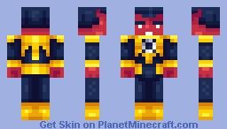 Thaal Sinestro Minecraft