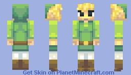 Toon Link Minecraft