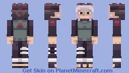 spooky yamato Minecraft Skin