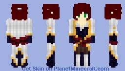 Buccaneer Riley [LOTC] Minecraft Skin