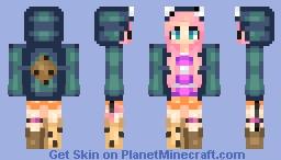 ★♠ค๒คภ๔๏ภ3๔гคเภ♠★ Cookie Monster Minecraft Skin