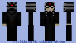 Knights of the Old Republic 2: Darth Traya Minecraft Skin