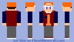 OrangePie46 #2 Minecraft Skin