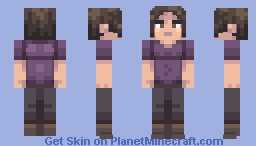 Egoraptor Minecraft Skin
