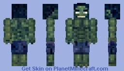 Zombie hulk Minecraft