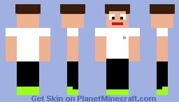 LegoMaster Gaming Minecraft Skin