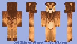 The Lion Minecraft Skin