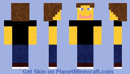 Qasxz Minecraft Skin