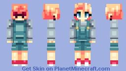 Playsuit! Minecraft Skin