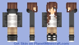 Rae 1 Minecraft Skin