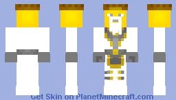 Sensei Wu Minecraft Skin