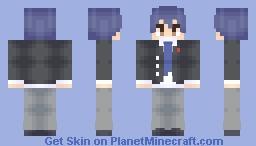 Date-A-Live - Shido Itsuka Minecraft Skin