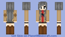 ~мєgυмι~ Ford Pines ~Genderbend~ - Gravity Falls Minecraft