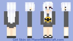 girl batman Minecraft