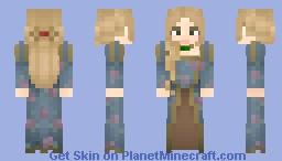 Rose Gown [LoTC] Minecraft Skin