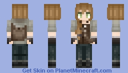 Survivor Minecraft Skin