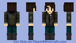 IRL me :) Minecraft Skin
