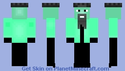 The Ghost Of Sensei Yang Minecraft Skin