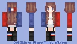 Ensemble,nous sommes forts. Minecraft Skin