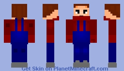 YanniickZ Minecraft Skin