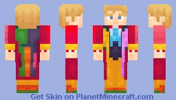 6th Doctor Minecraft