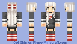 Amatsukaze Minecraft