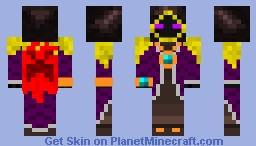 enderking Minecraft Skin