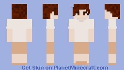 1950's Gal - - - Dilly Minecraft Skin