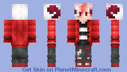 SeekerMizuxe ~ Requested Minecraft Skin
