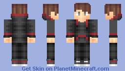 Grizzly Minecraft Skin