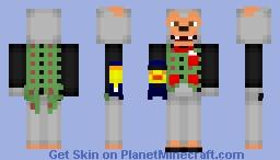 Rawlf De Wulf c; Minecraft Skin