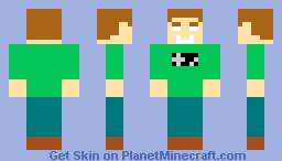 DanBull Minecraft Skin