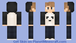 hello hello Minecraft Skin