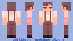 Simple. Minecraft Skin