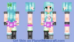 ~ JυbιΙαℵt ~ Minecraft Skin