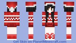 Christmas! Minecraft Skin