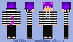 The Boy Cat Minecraft Skin