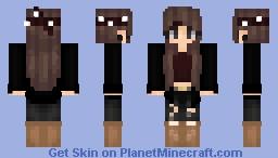 Dat Bandana Doe Minecraft Skin