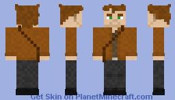 Gallant Adventurer Minecraft Skin