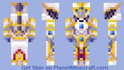 Artanis Minecraft Skin