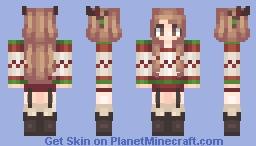 Is it true that pain is beauty? (Male version also!) Minecraft Skin