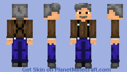 The Chess Expert Minecraft Skin